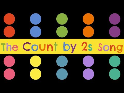 The Count  2s Song