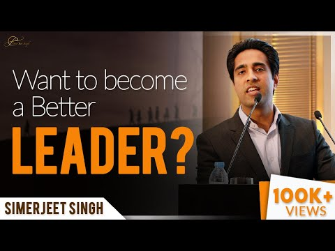 Leadership Keynote Speaker Simerjeet Singh | Leadership Excellence Motivational Keynote in English