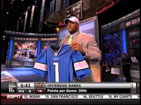 Huskers in the NFL - 2010 NFL Draft - ESPN - Suh
