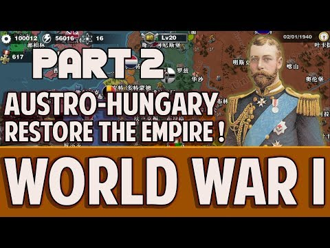AUSTRO-HUNGARY EMPIRE 1911- DEATH TO SLAVS ! [WC3 MOD] [2]
