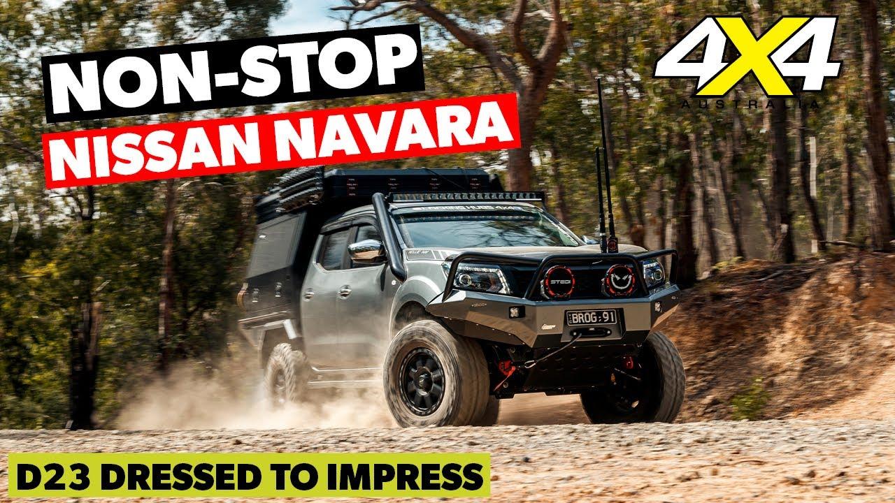 Download Custom Nissan D23 Navara ST | 4X4 Australia