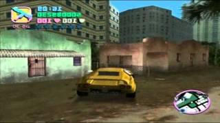 Grand Theft Auto Vice City-Computador(PC)-Parte 35,Missão:Charlie Checkpoint+Poção Magica
