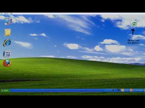[Необычные игры]Играем в игру (Windows XP simulator )