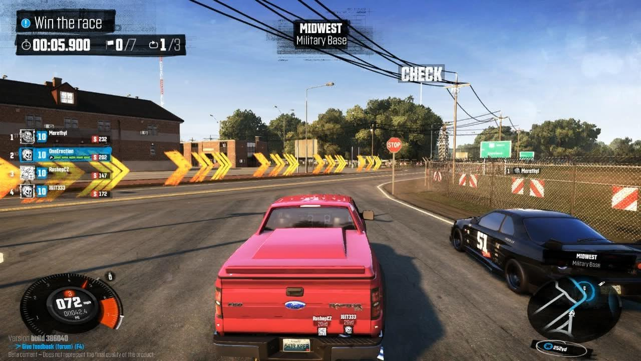 2014 Ford F 150 Svt Raptor >> The Crew: Online PvP Race - Ford F-150 SVT Raptor (August Closed Beta PC) - YouTube