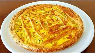Torta Salata Rustica Con Verdure Ed Emmental Di Rita Chef.