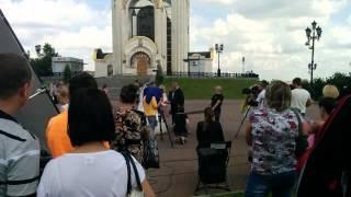 Съёмка сериала в Москве - 1