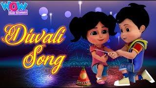 Diwali Song for Children | Nursery Rhymes & Songs | Diwali 2018 | Vir