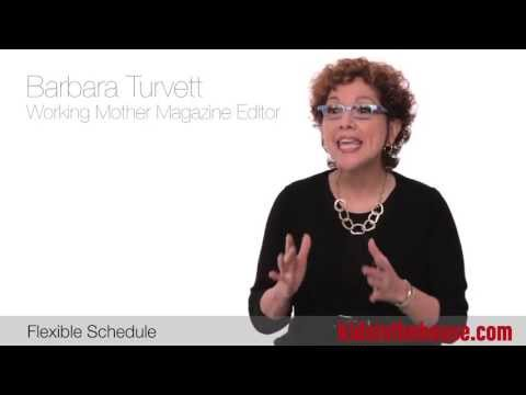How To Ask For A More Flexible Work Schedule Barbara Turvett