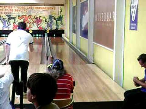 "Duckpin bowling - Campeonato Argentino de Bowling Categoría ""A"""
