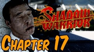Shadow Warrior 2013 Walkthrough - Chapter 17 Final Boss + Ending HD