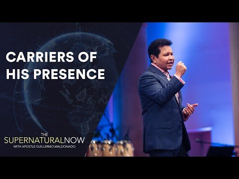 Carriers of His Presence - The Supernatural Now | Aired on December 3, 2017