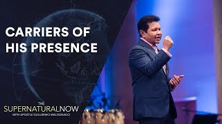 Carriers of His Presence - The Supernatural Now   Aired on December 3, 2017