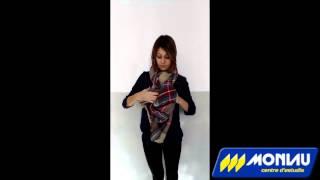 Cómo colocar un foulard Alumnos 1º GAT clase protocolo