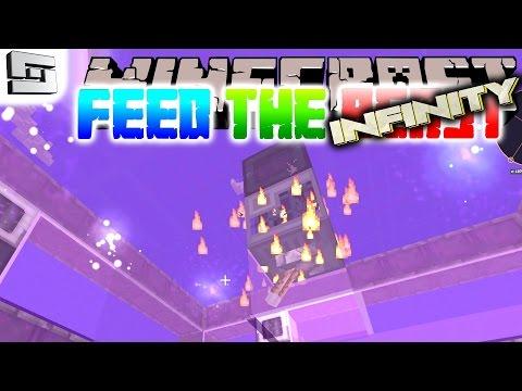 Minecraft Mods FTB Infinity - WISP FARMING! ( Hermitcraft Feed The Beast E36 )