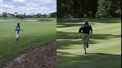 PGA Championship Celebrations Remembered: Sergio Garcia 1999