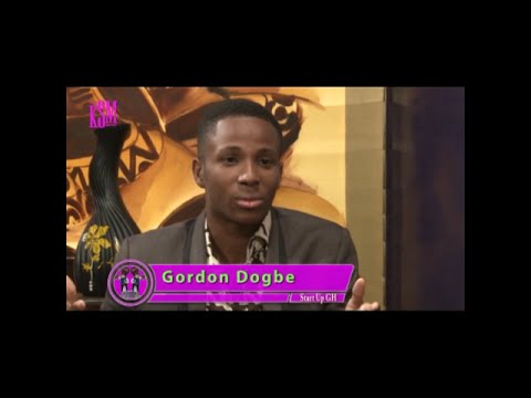 KSM Show-A 19-year old Young Entrepreneur, Gordon Dogbe