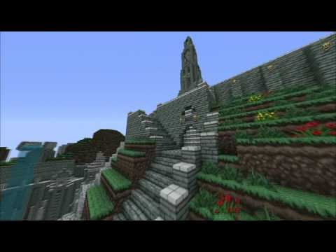 Minecraft - Grey Havens | The Lord Of The Rings Inspired Build | Showcase