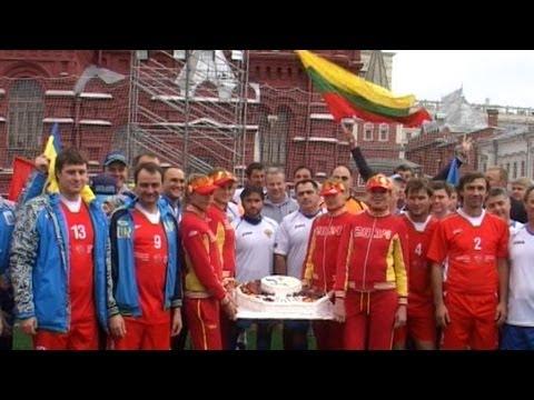 Команда Беларуси стала третьей на Международных парламентских играх в Москве