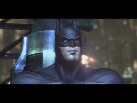 Batman Arkham City - Film in italiano (HD)