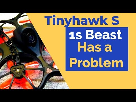 Tinyhawk and Beta 75 camera upgrades  Caddx eos 2, Falkor