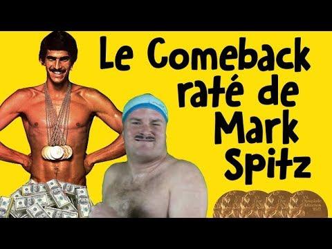 Mark Spitz et son Come-back raté - Salut les Baigneurs #2