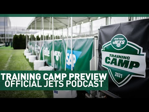 Training Camp Preview Podcast | The New York Jets | NFL