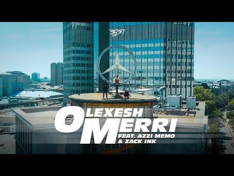 Olexesh - MERRI feat. Azzi Memo & Zack Ink (prod. von The Cratez) [Official Video]