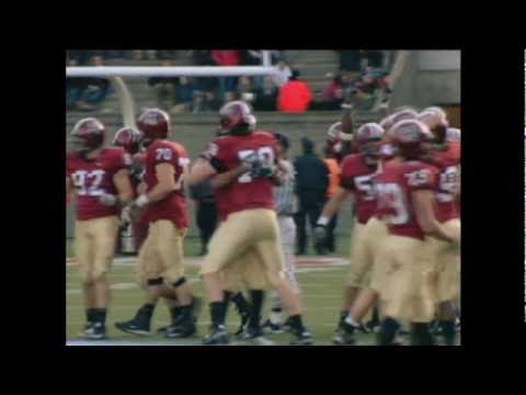 Harvard Crimson 2010 Football Highlights Part II