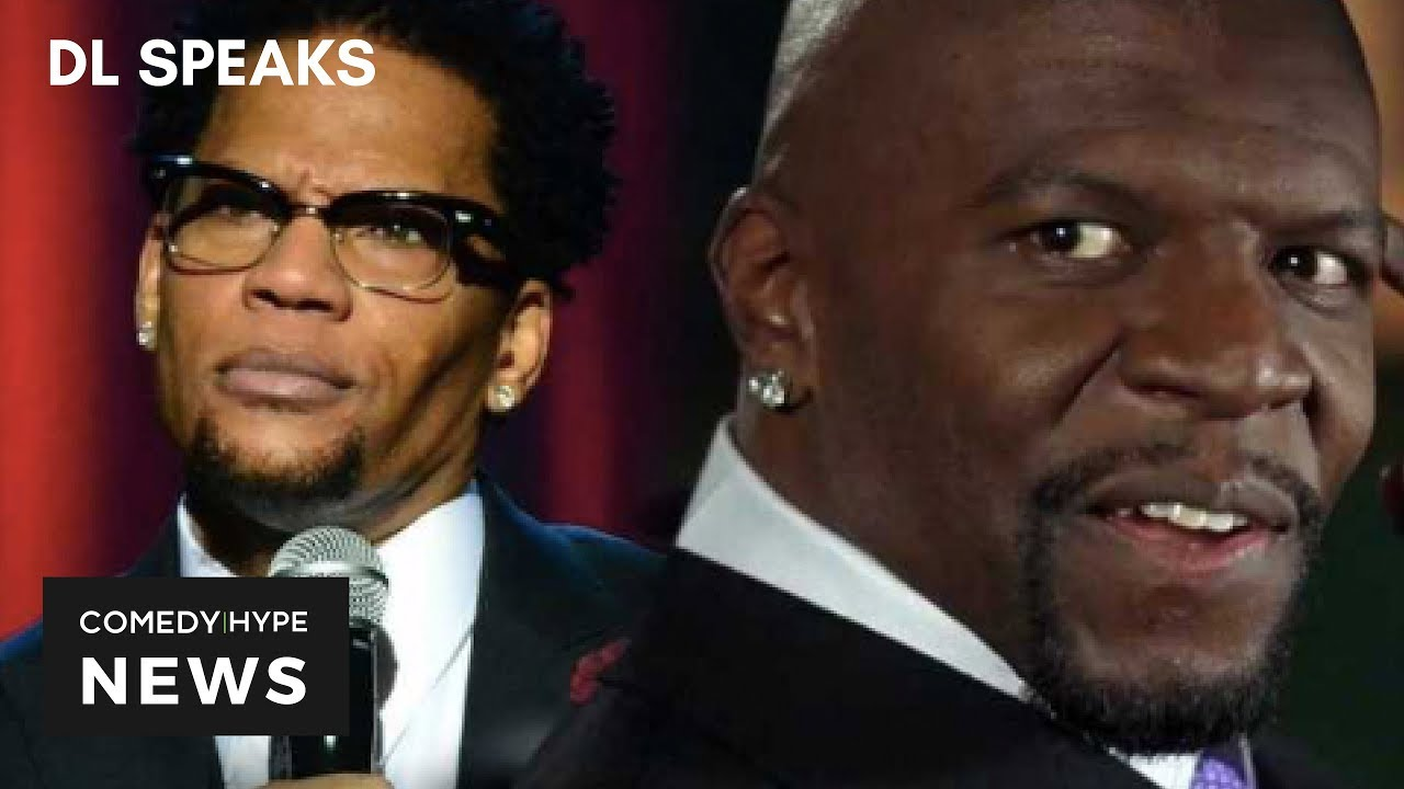 DL Hughley Responds To Terry Crews Threat To Slap The Sh*t Out Of Him  - CH News