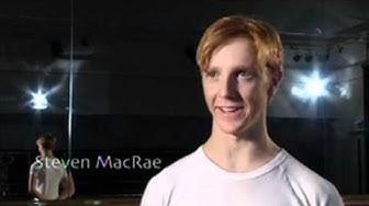 Prix de Lausanne Video Advent Calendar - Day 23 - Steven Mac Rae Gillian Murphy