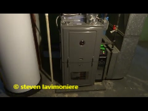 gas furnace replacement from start to finish