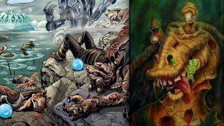 Zombie Gungans and the Gungan Massacre - Star Wars Explained