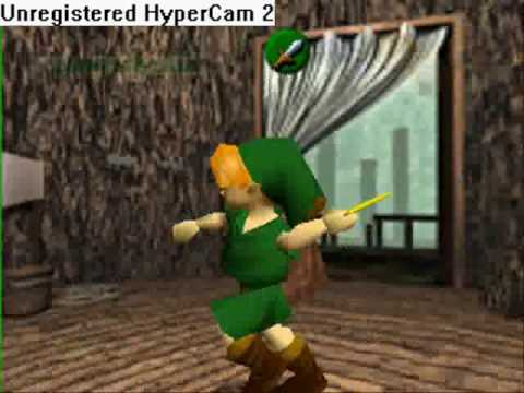 Fun With GameShark: Ocarina Of Time Pt. 5