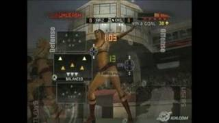 Blitz: The League PlayStation 2 Gameplay -