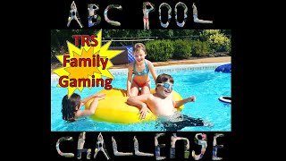 ABC Pool Challenge! - TRS Family Gaming