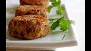 Cooking With Top Chefs - Shami Kebab (Lamb Mince Kebab) | Chef Harpal Sokhi