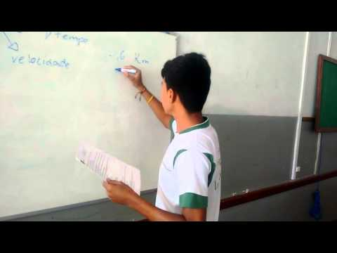 Aula de física ( d=v.t) aula1