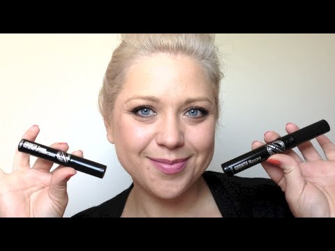 c899329bcd0 Review: GOSH Growth Serum and Growth Mascara - YouTube