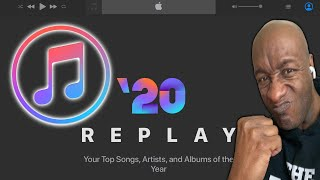 Let Apple be your DJ With Apple Music Replay 2020