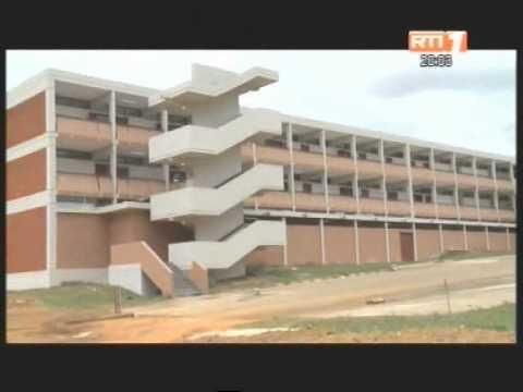 Les universités Félix Houphouet Boigny et Nangui Abrogoua prêtes à être inaugurer