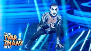 "Petr Vondráček jako Robbie Williams – ""Let Me Entertain You"" | Tvoje tvář má známý hlas"