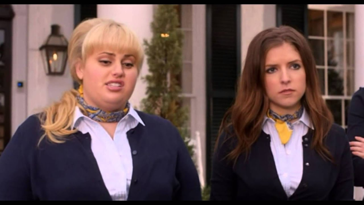 Pitch Perfect Fat Amy Quotes Best Bits Youtube