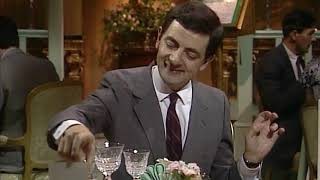 Fine Dining with Mr Bean | Classic Bean