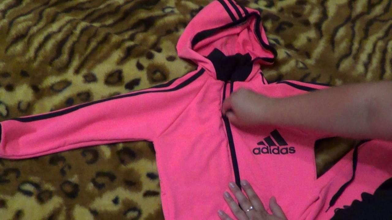 Спортивный костюм для девочки Nice girl - YouTube