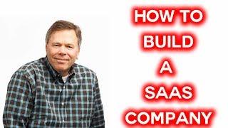 David Skok, General Partner at Matrix Partners on buiding a SaaS startup