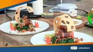 Три страви за 90 хвилин: полтавські студенти змагалися у кулінарії