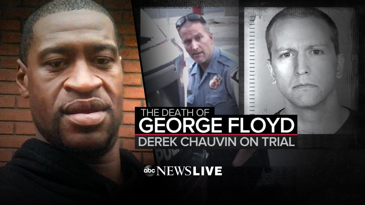 Watch LIVE: Derek Chauvin Trial for George Floyd Death - Day 15 | ABC News  Live Coverage - YouTube