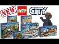 NEW Lego City Summer 2017 Sets Revealed!