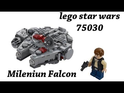 lego millennium falcon instructions 75030
