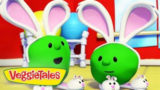 VeggieTales | Hopperana | Veggie Tales Silly Songs With Larry | Kids Cartoon | Videos For Kids